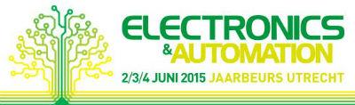 Beurs Electronics & Automation in Nederland met deelname van TME