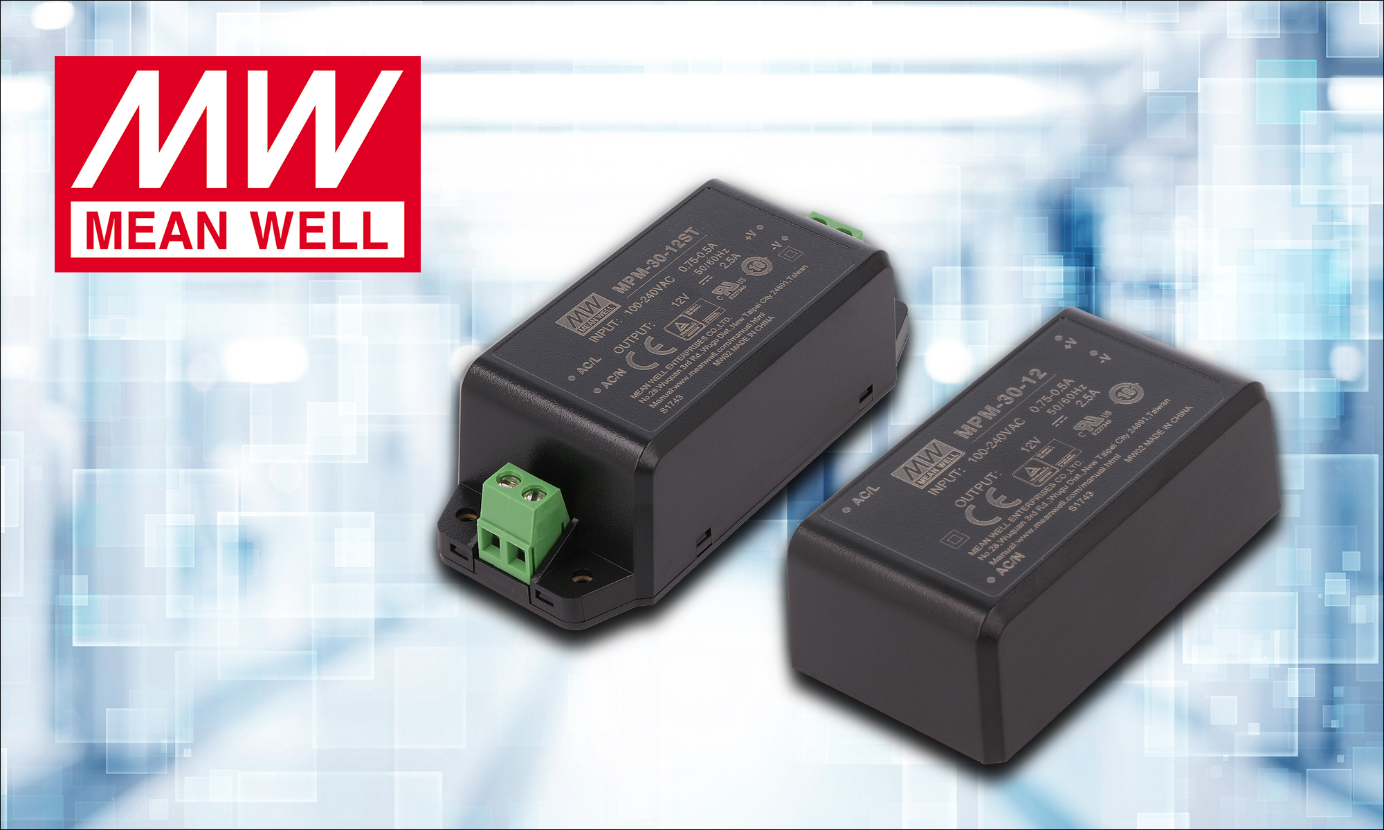 Expansion of our range of power supplies for medical devices