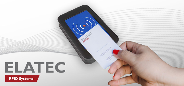 Automatic identification with ELATEC RFID readers