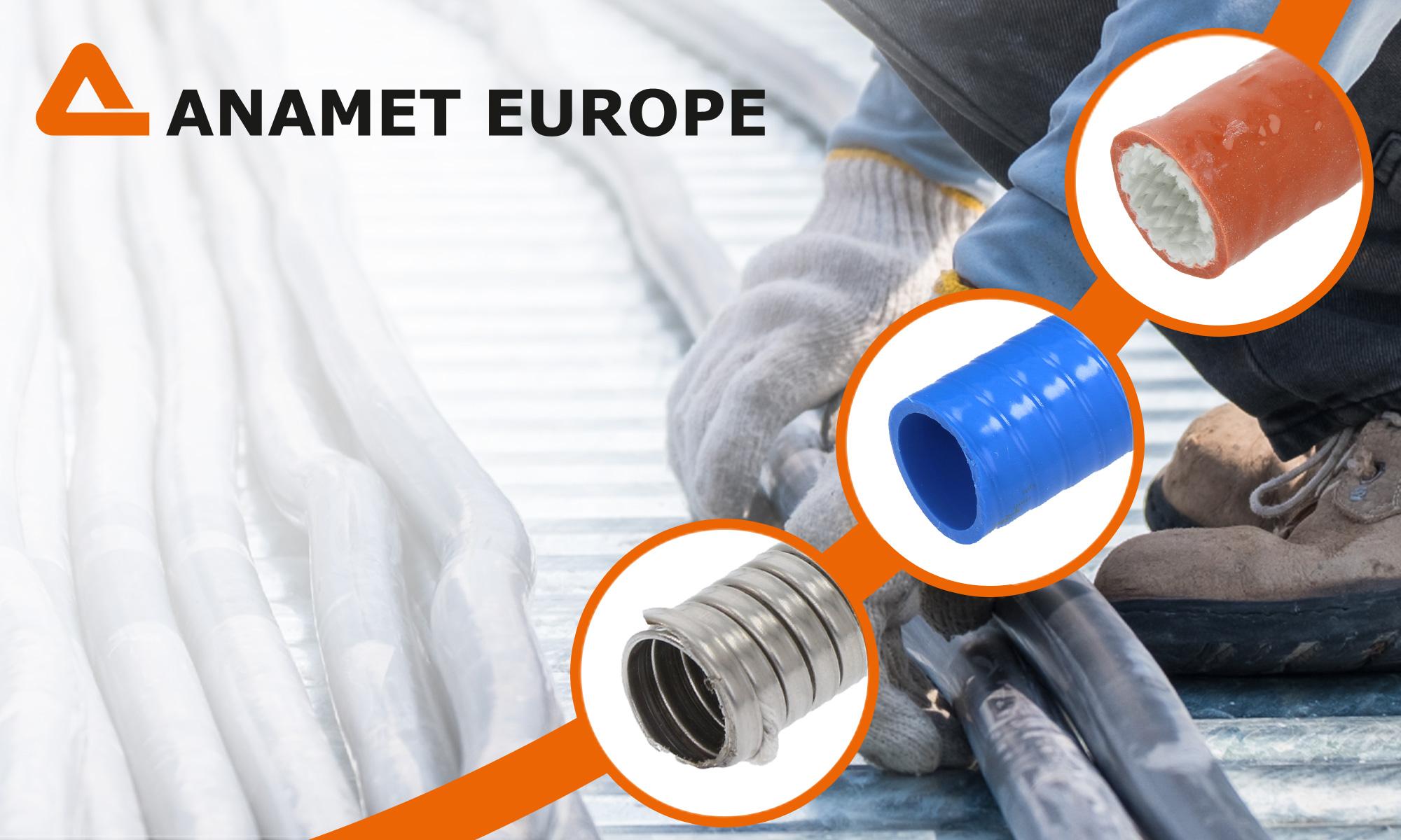 Защитни тръби, оплетки и аксесоари за защита на кабели