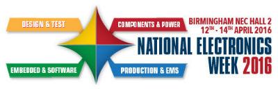 TME at National Electronics Week