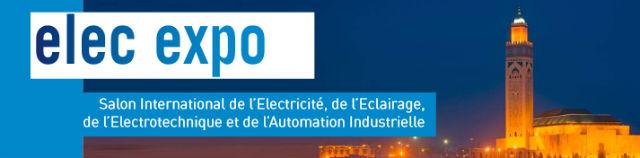 Visit the Elec expo fair in Morocco!