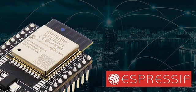 Wide range of ESP32 modules | Electronic components