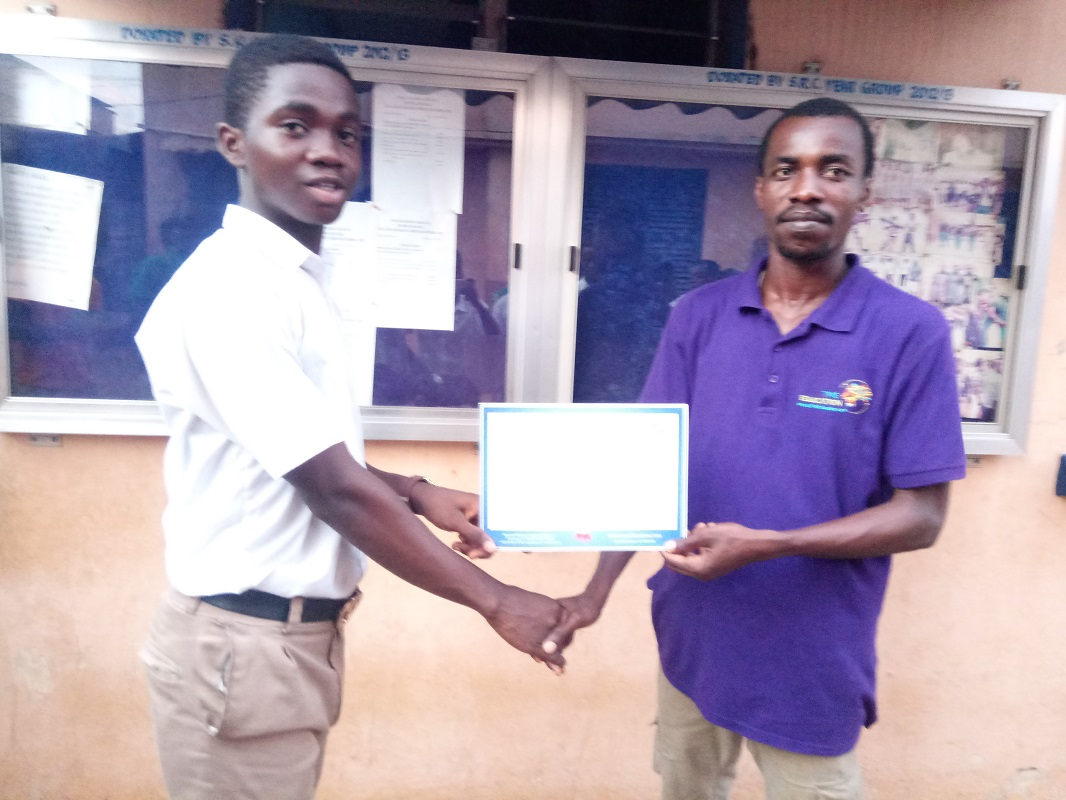 Report: TME Education training at EMIT Electronics Institute, Ghana.