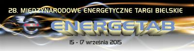 Wir laden Sie zur ENERGETAB 2015 Messe