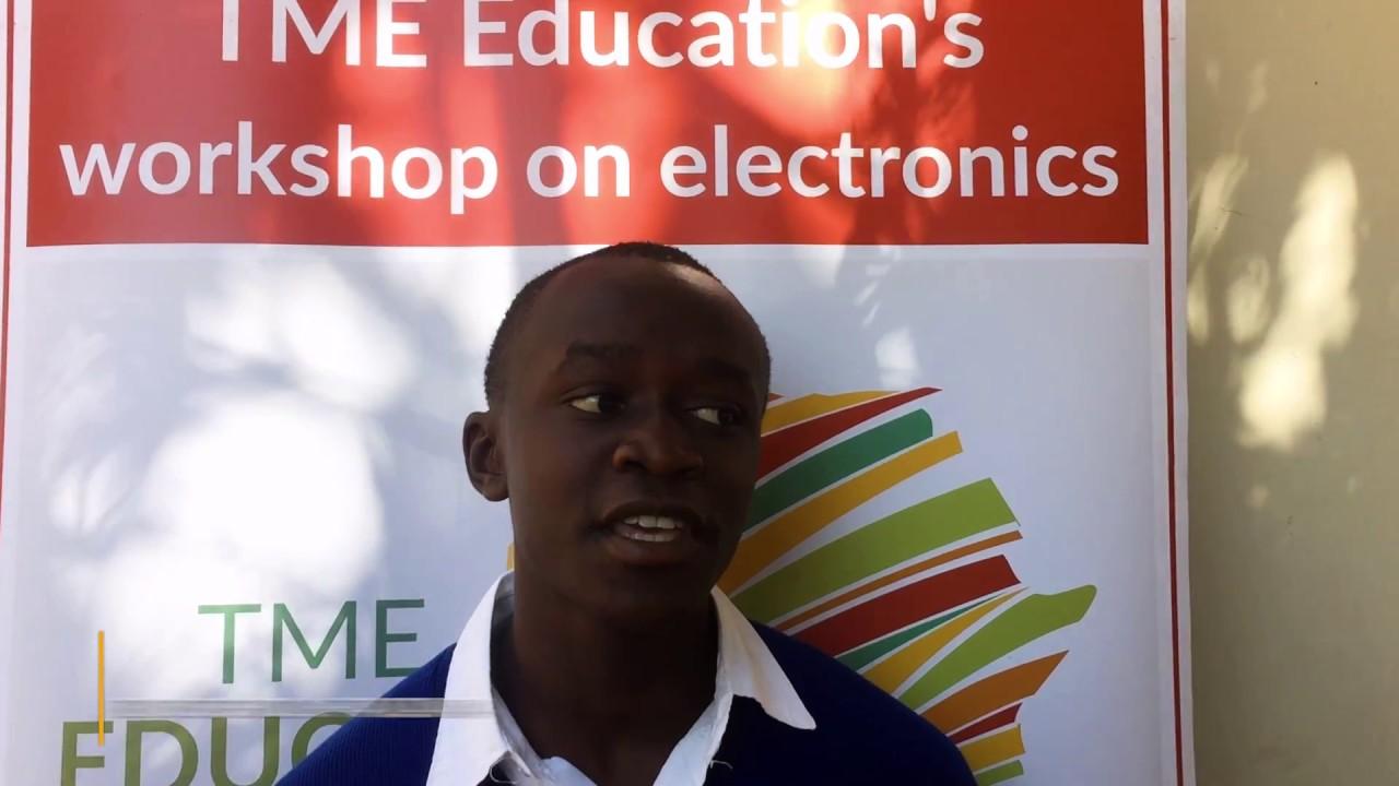 TME Education traingn at schools in Mwanza and Mara, Tanzania.