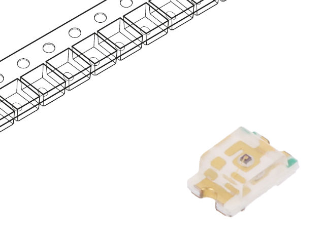 REFOND coloured LEDs | Electronic components  Distributor, online