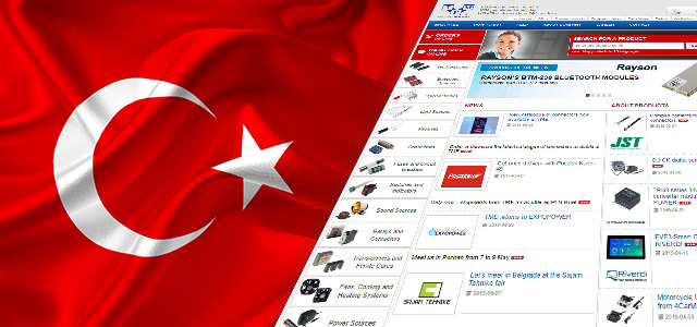 Turkish language version of our website