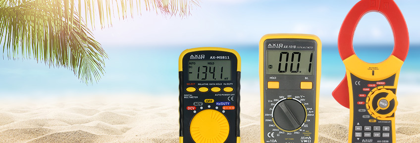Summer discount – Axiomet products even 15% cheaper!