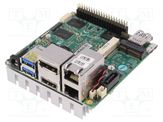 UPS-P4-A10-08128 single-board computer by AAEON