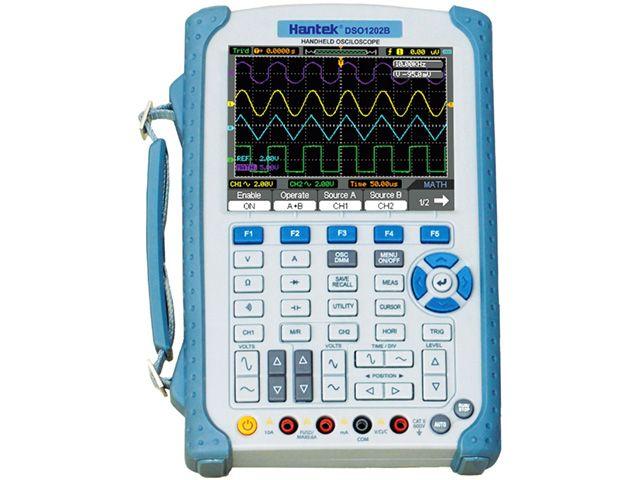 DSO1000B series handheld oscilloscopes by Hantek