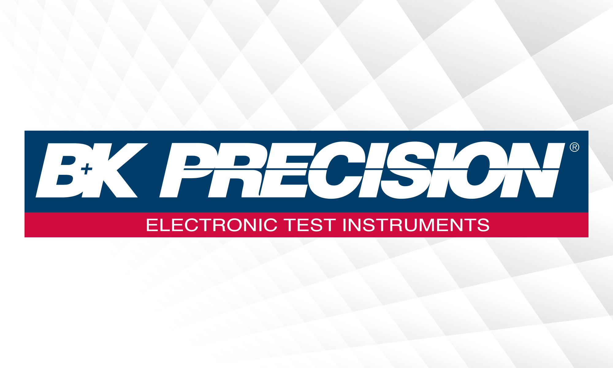 B&K Precision Oscilloscopes, power supplies and multimeters available at TME