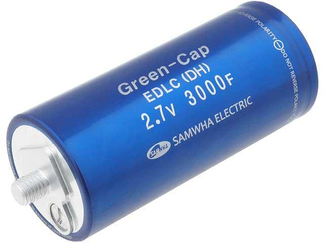 DH5U308W60138TH SAMWHA - Capacitor: electrolytic   TME