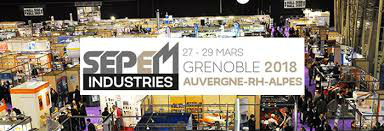 TME en la feria SEPEM Industries