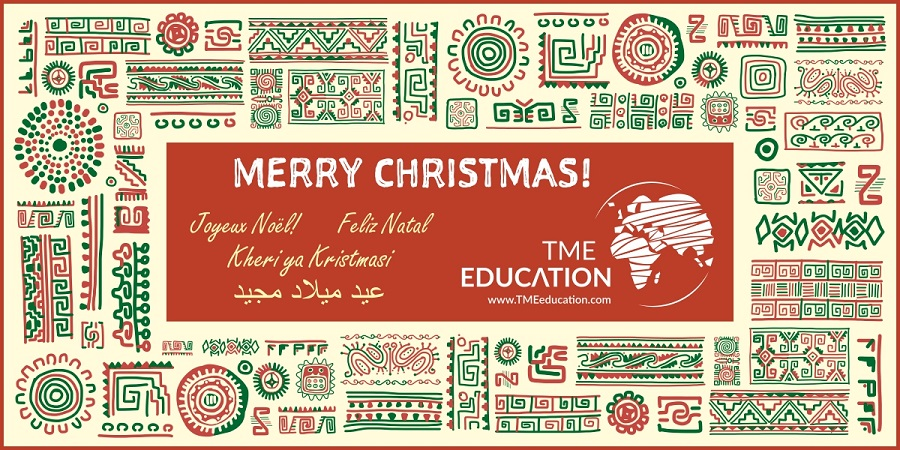 Merry Chritmas from TME Education!