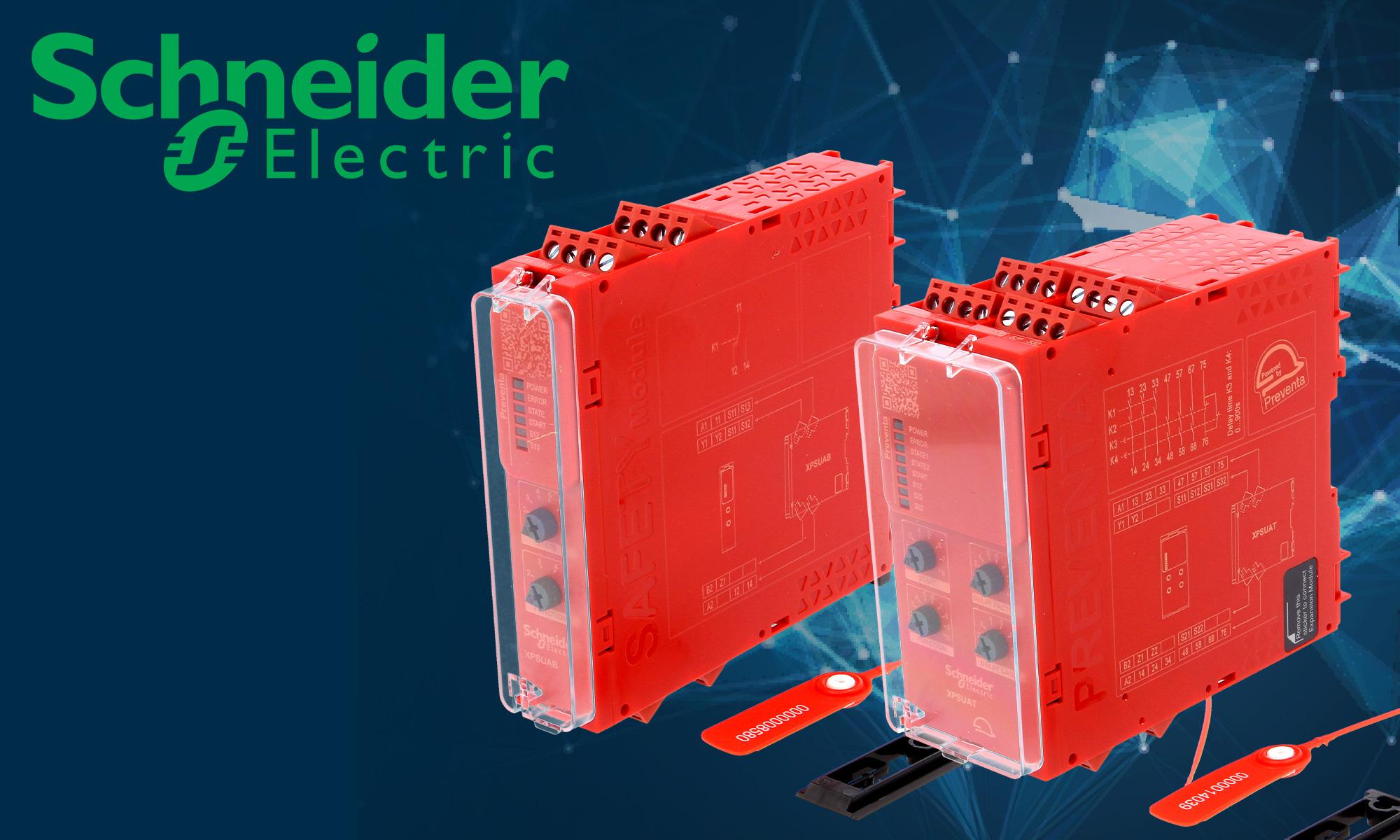 Серия Preventa XPS Universal от Schneider Electric