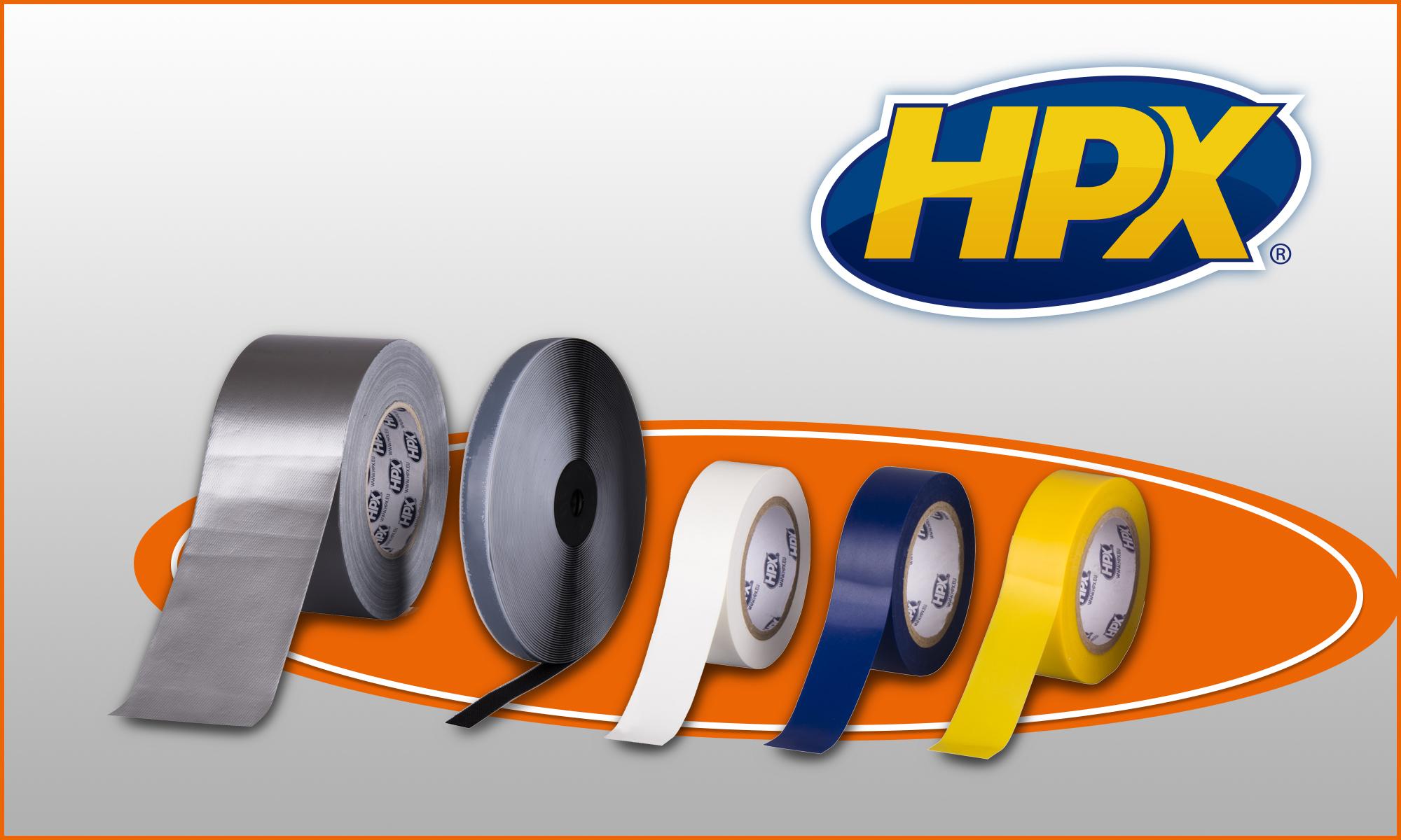 Cintas HPX con precio promocional