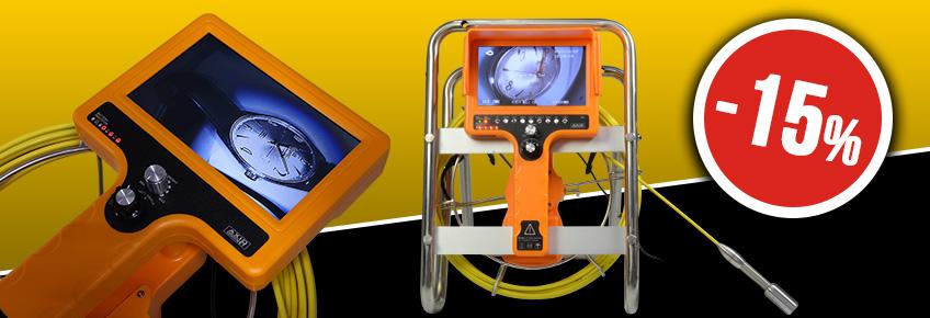 Kamery inspekcyjne Axiomet z rabatem do 15%