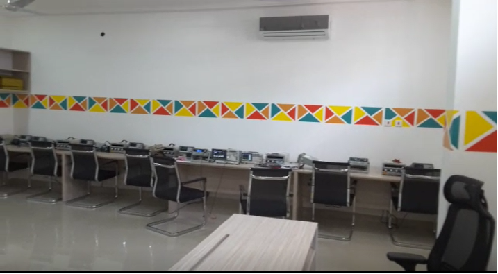 TME Education Lab at KNUST almost ready to operate!