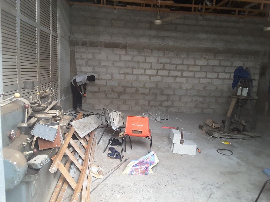 TME Education Lab - KNUST, Ghana