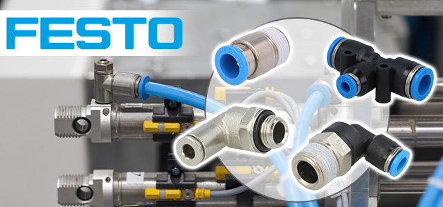 TME distributes FESTO products