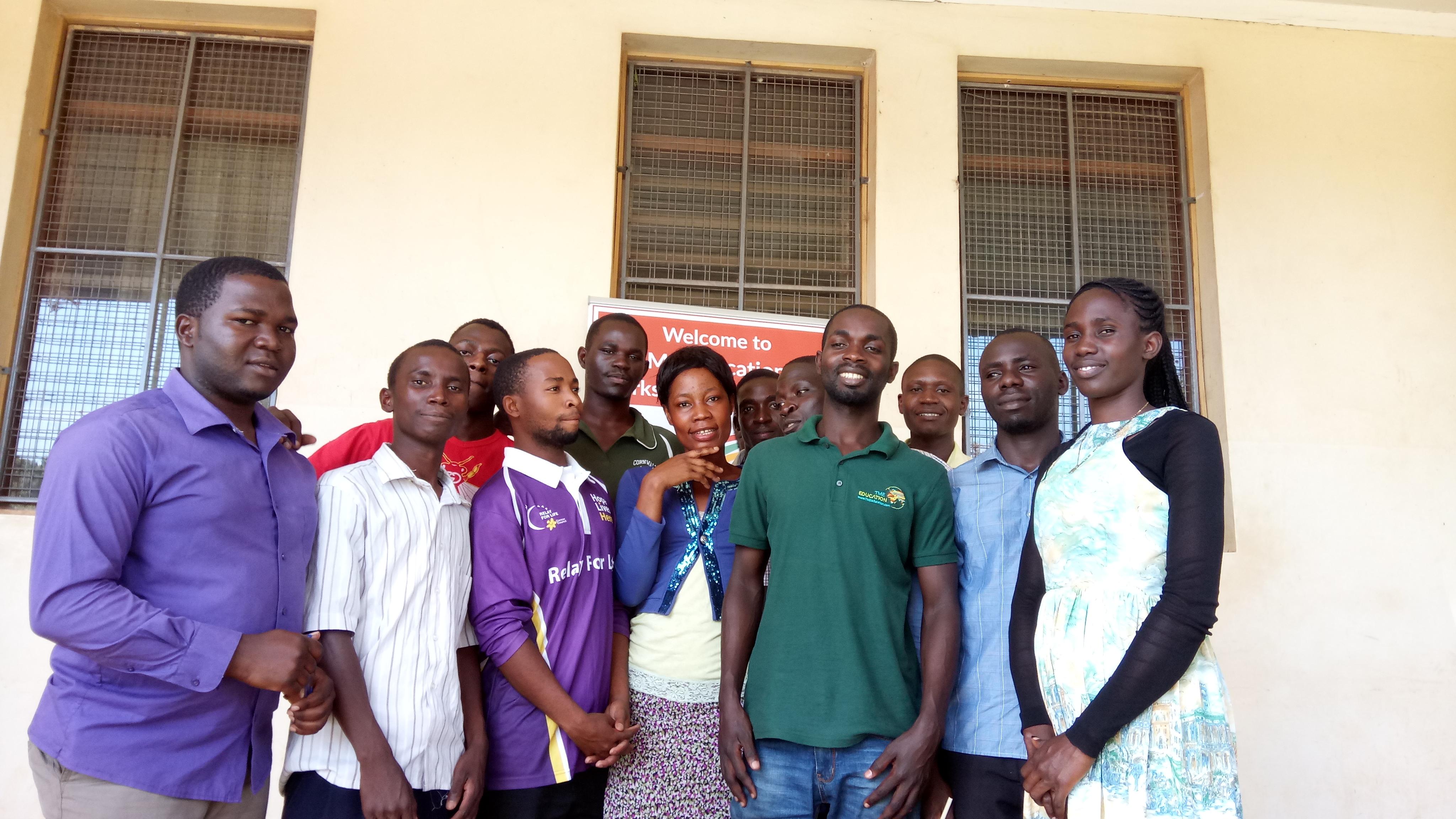 Report: Teacher Training at Jinja Vocational Training Centre, Uganda (October 2018).