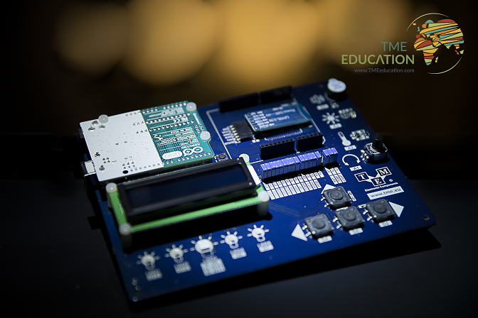 Introduction to TME Education Arduino Kit available on YouTube!
