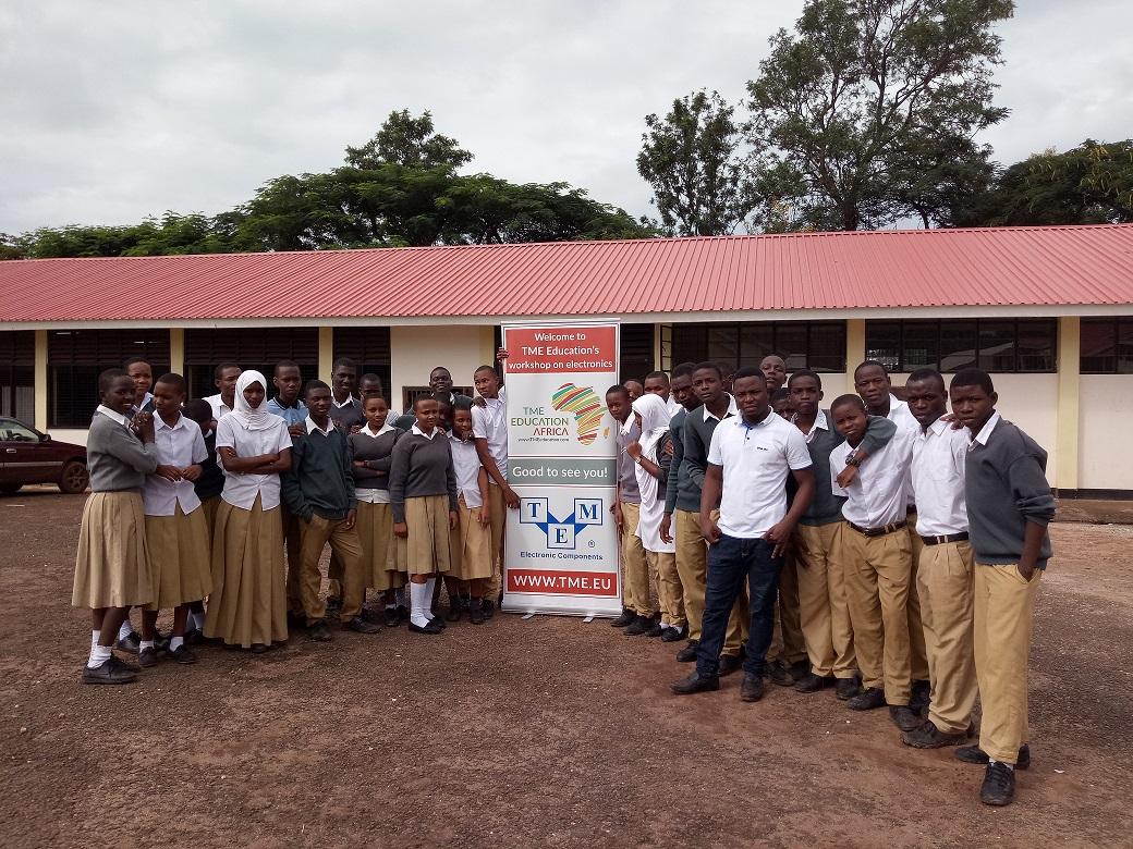 TME Education training in Moshi and Tanga