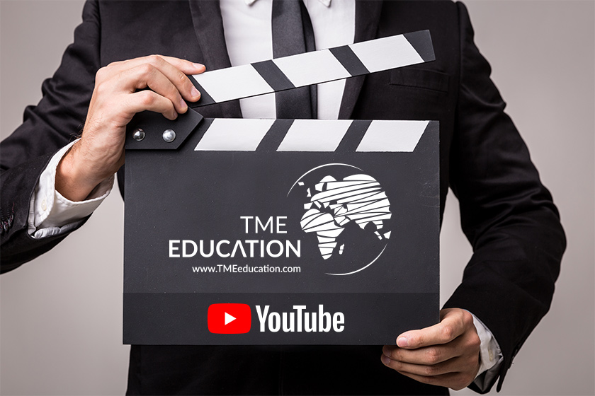 TME Education launches its YouTube Channel!