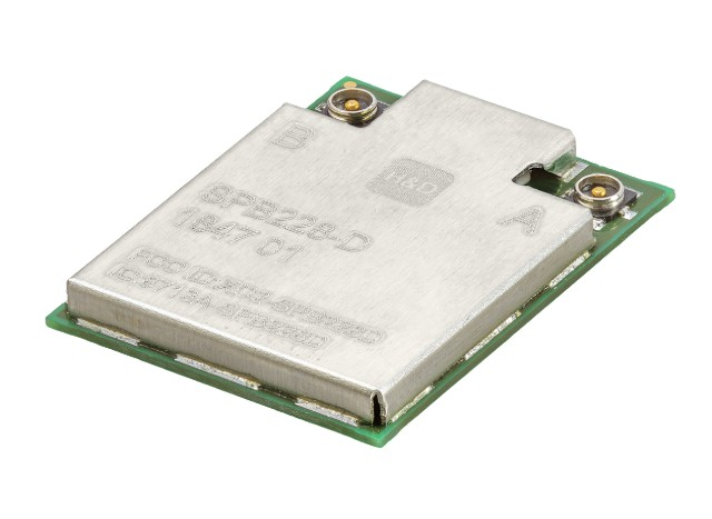 SPB228-D-2 IoT module from H&D Wireless
