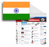 TME's website available in Hindi