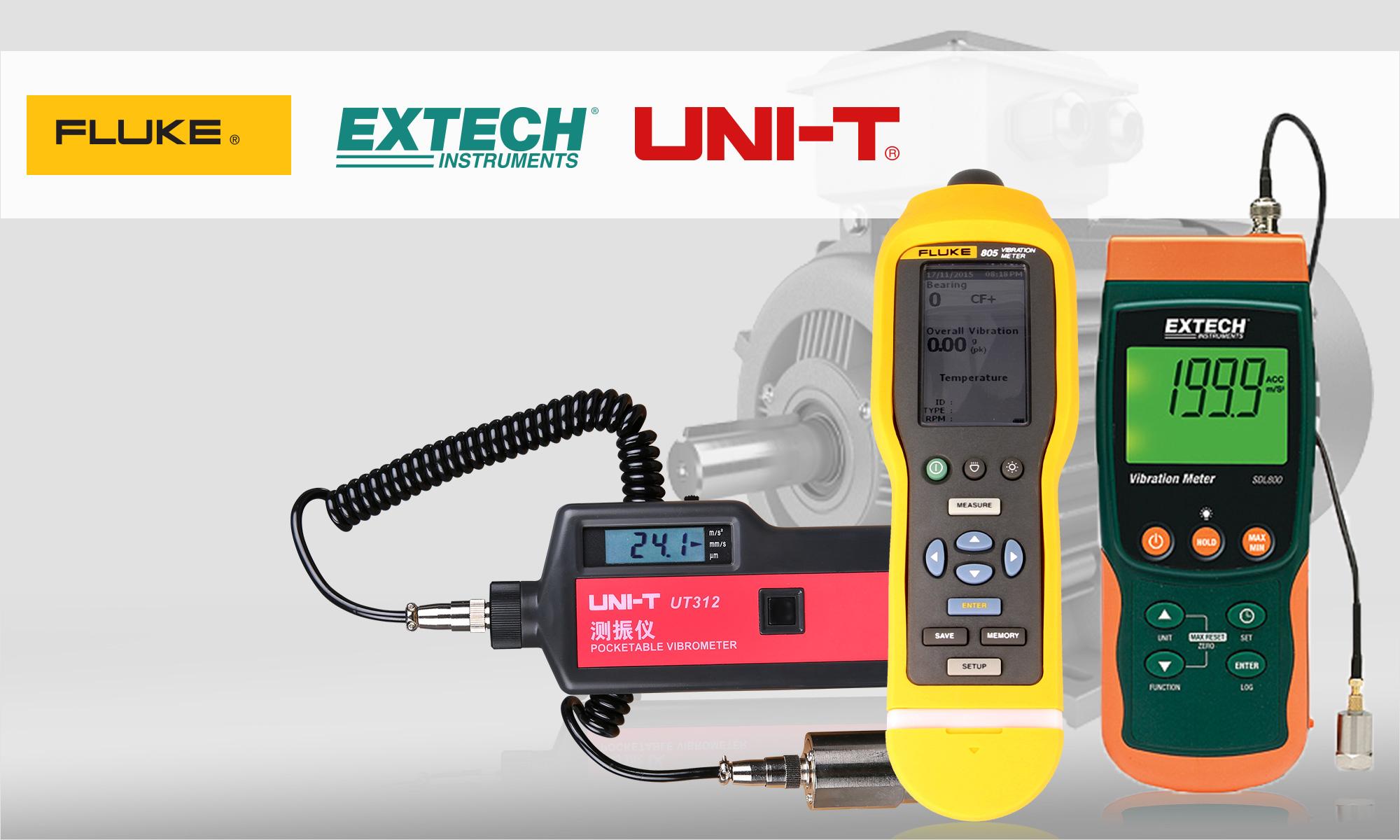 Vibrómetros – consulte nuestros instrumentos de medición de vibraciones TME