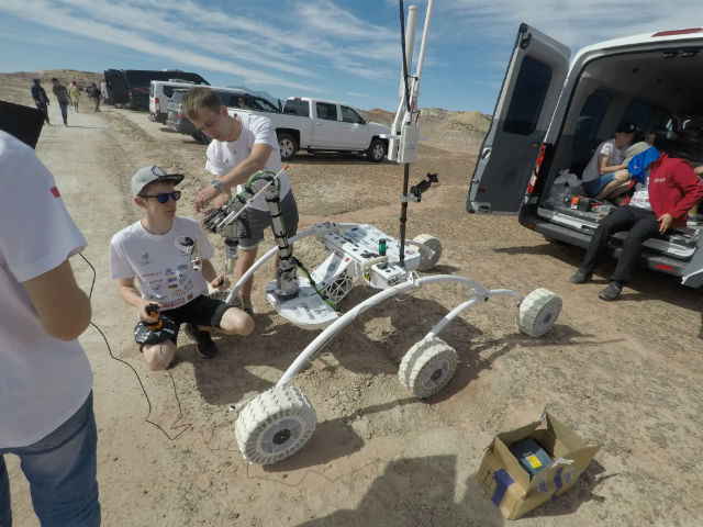PCz_Rover_Team_Challenge _2018_2