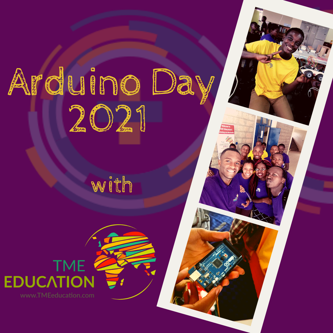Celebrate Arduino Day 2021 with TME Education!