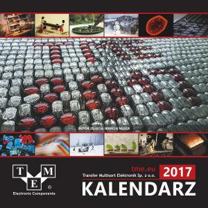 Kalendarz TME na 2017 z Waszymi zdjęciami