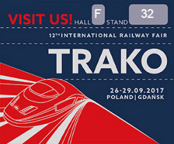 12. Ausgabe von TRAKO mit der Teilnahme von TME