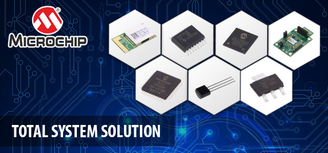 Microchip Technology - Total System Solution.