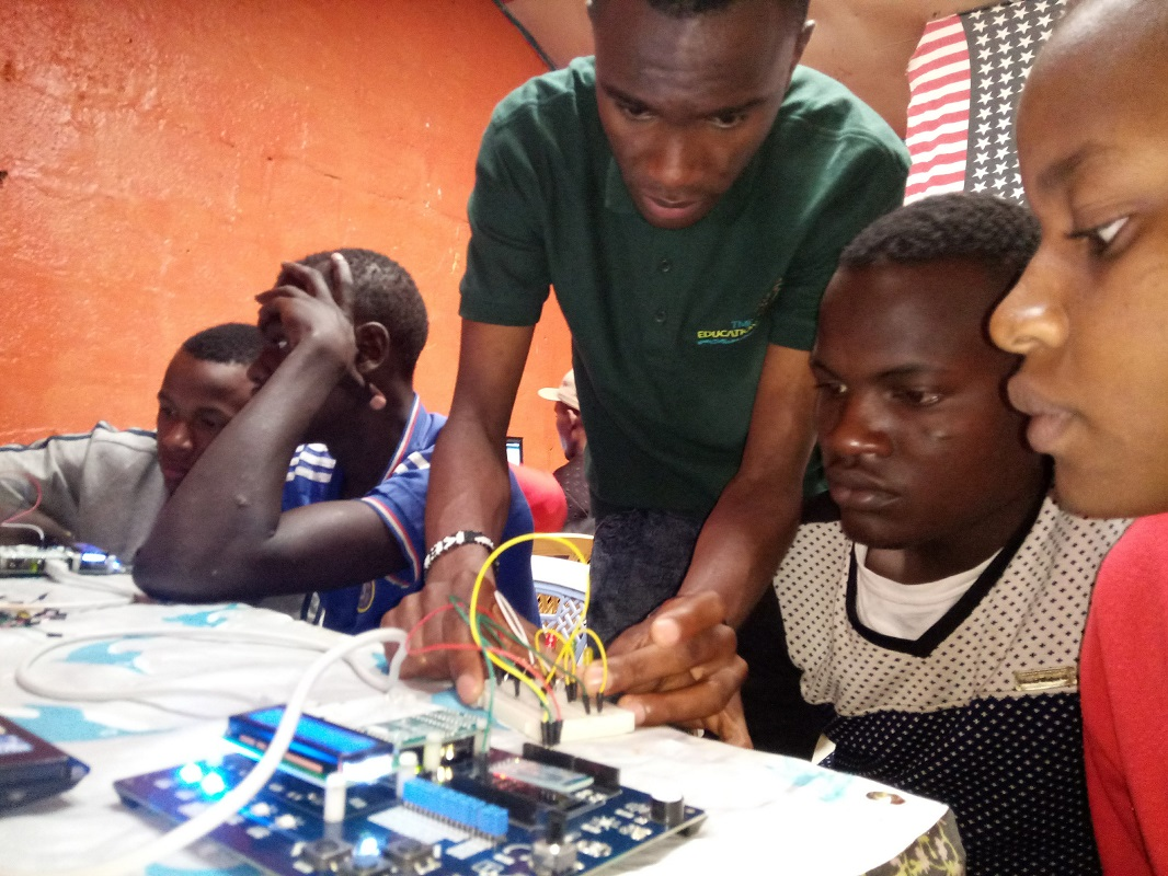 Watch the video from the very first TME Education training in Kenya!