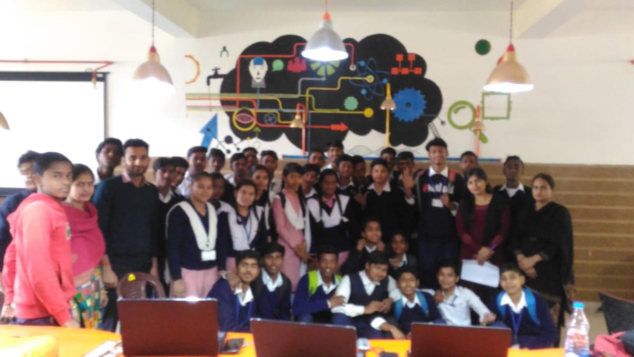 TME Education Workshop at Himalayan Progressive School Kichaa UK