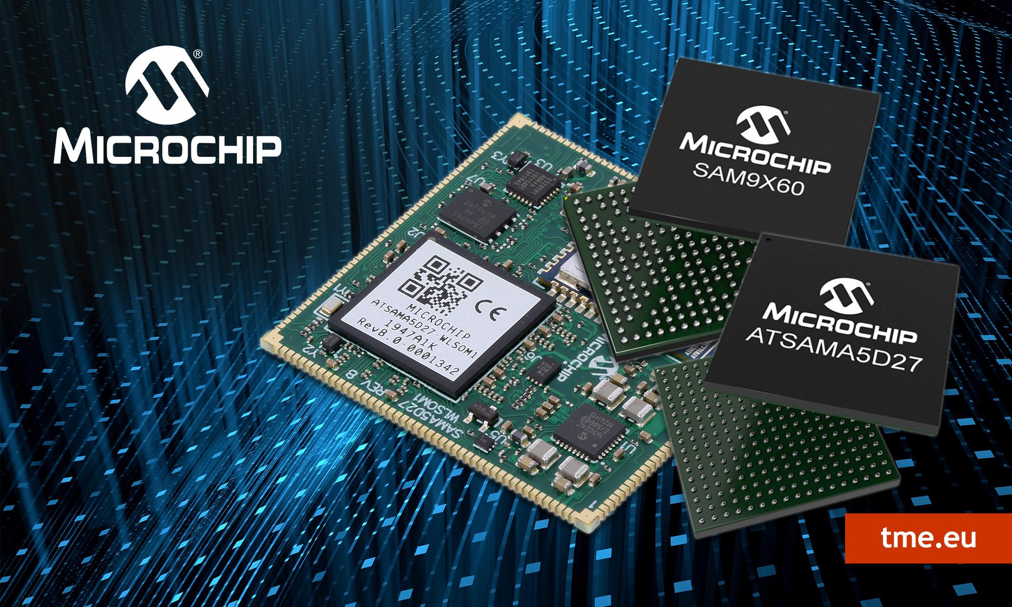 Microchip MPU szoftvereszközök