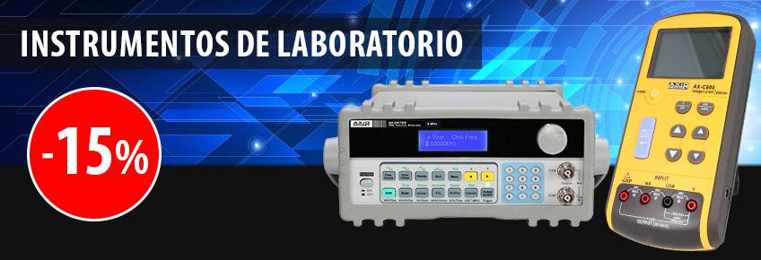 ¡Hasta el 31.12. podrá comprar dispositivos de laboratorio de AXIOMET hasta un 15% más baratos!