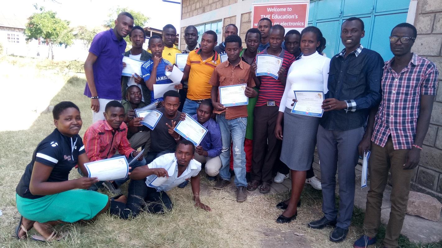 TME Education Kenya Report: Catholic Technical Training Institute