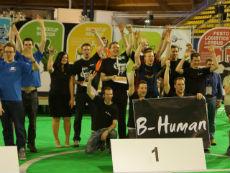 TME sponsorem mistrza świata RoboCup!