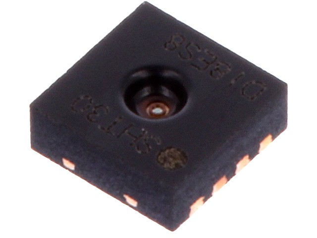 SHT3x series humidity and temperature sensors from SENSIRION