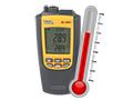 Betrouwbaarheid van temperatuurmetingen