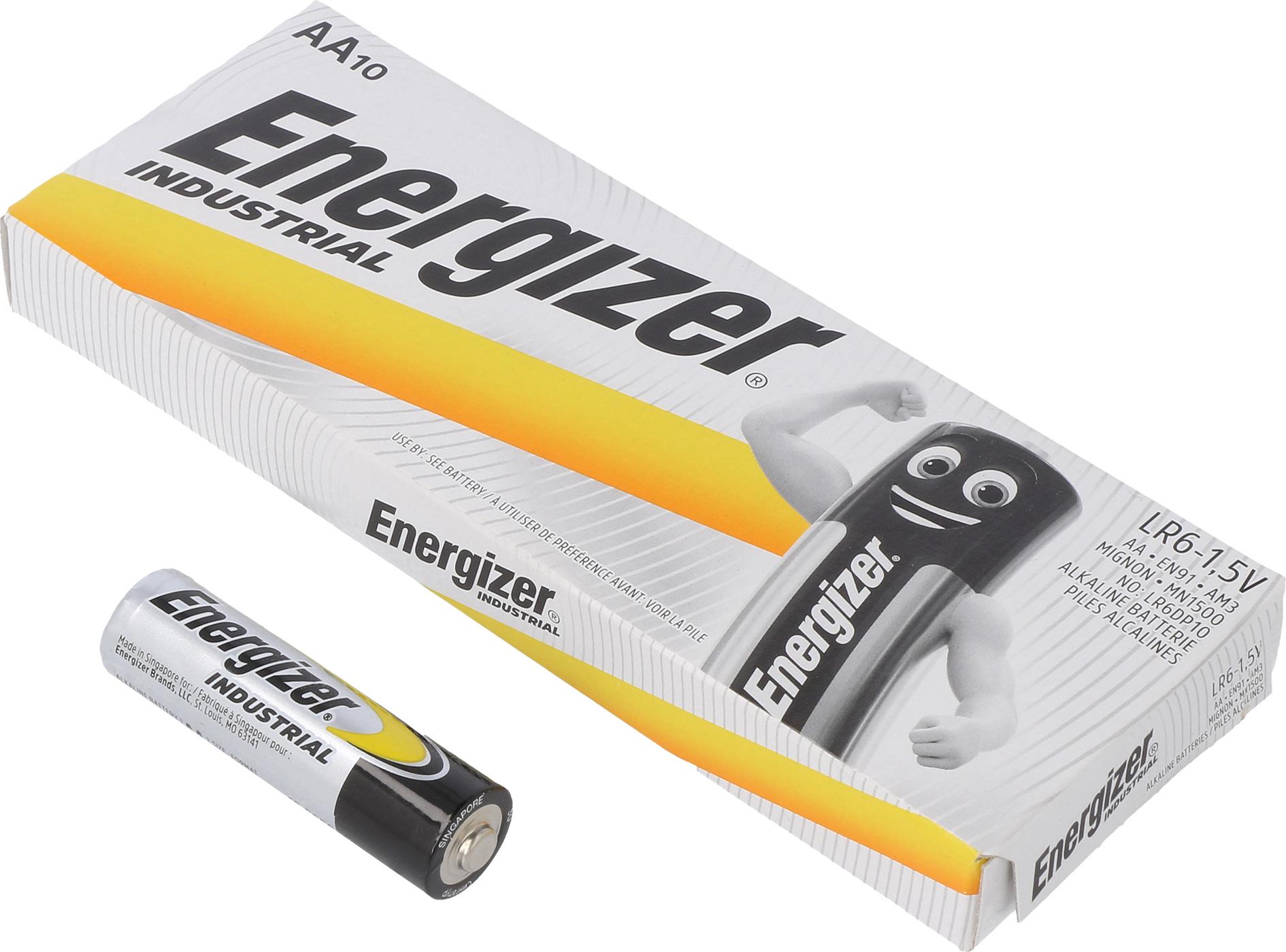 BAT-LR6/EGI-BOX ENERGIZER alkaline cell