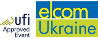 Meet us during the elcomUkraine fair in Kiev