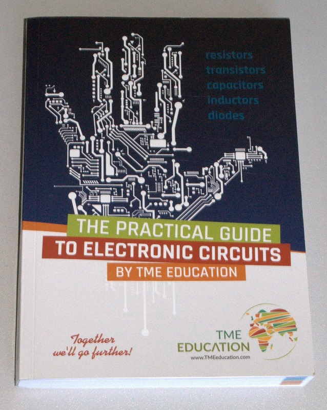 Fig. 2 The most important piece of the set is The Practical Guide to the Electronic Circuits