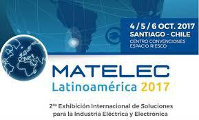 TME at MATELEC Latinoamerica 2017
