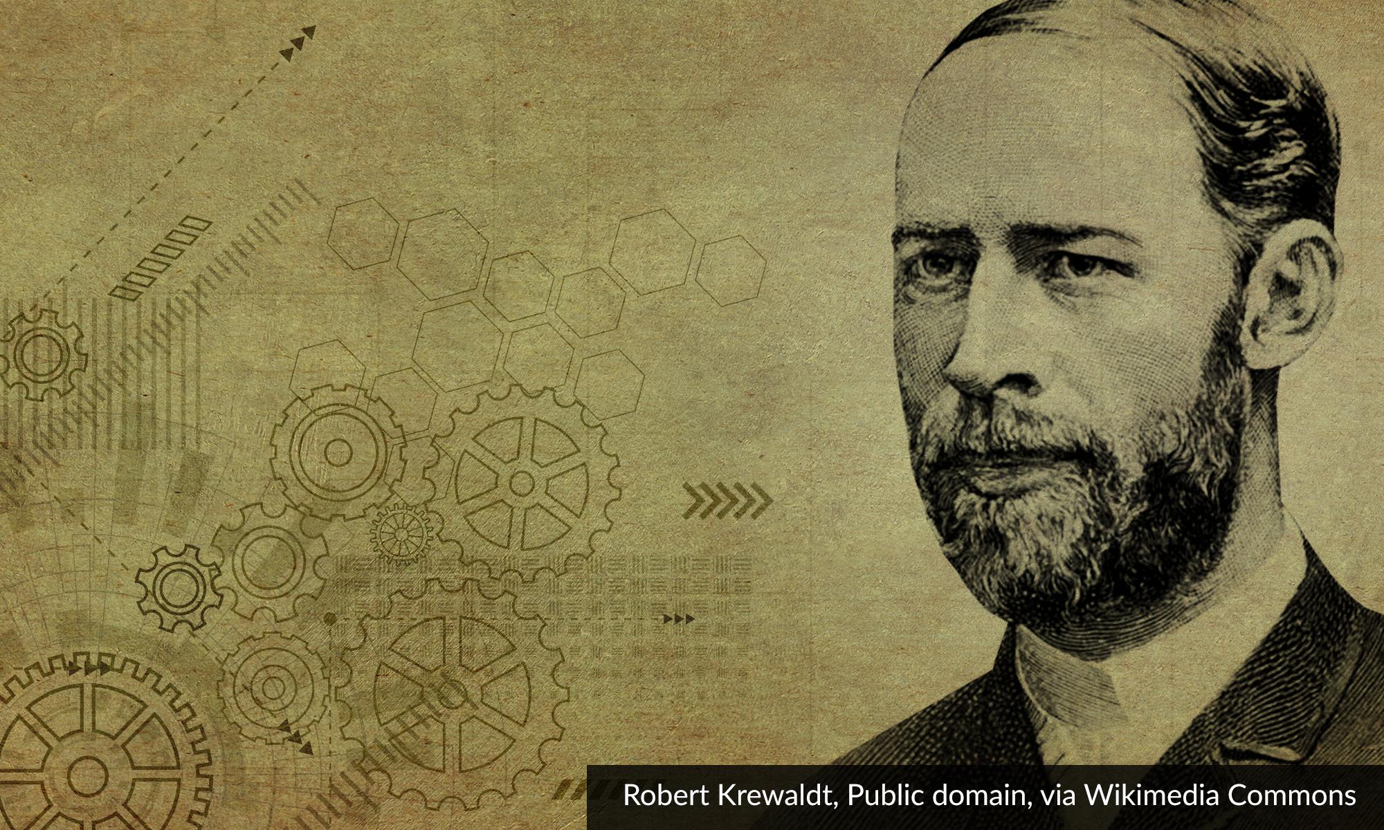 Heinrich Hertz – une étincelle qui est entrée dans l'histoire